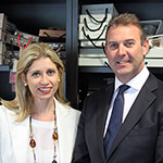 Geraldine & Steve Russell